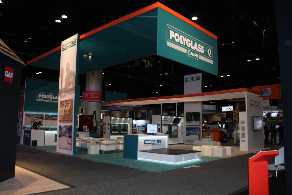 Polyglass Attends International Roofing Expo 2016